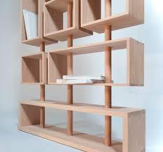 Cubicle Bookshelves by Accessories U0026 Furniture Astonishing Natural Wood Modular Shelving