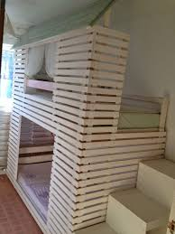Hand Made Bunk Beds by Thea Caldwell Creating A Better Place Every Day Doll House Bed