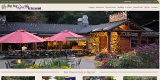 responsive website design bed and breakfast inns boutique hotels
