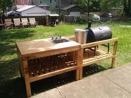 How To Design My Backyard by Best 25 Backyard Kitchen Ideas On Pinterest Outdoor Kitchens