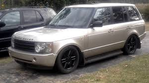 black and gold range rover range rover black gold youtube