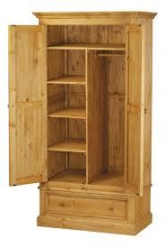 armoire chambre 2 portes armoire 2 portes 1 tiroir en pin2