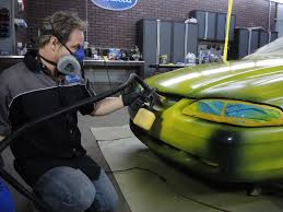 how to paint a car with elastiwrap rod network
