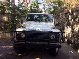 defender land rover for sale 2009 land rover defender haiti car for sale