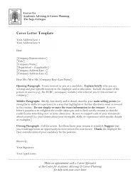 cv cover letter university