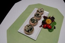 canap colmar stuffed mushrooms capt n chucky s crab cake co colmar pa