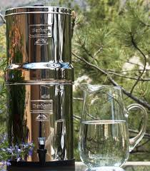 Berkey Water Filter Stand by Berkey Water Filter Systems Water Filter System Reviews And Benefits