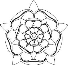 download rose tattoo line art danielhuscroft com