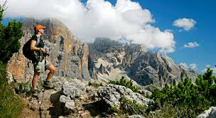 Dolomites Italy Map by Hiking In The Cortina Dolomites Itinerary U0026 Map Wilderness Travel