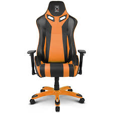 zqracing alien series gaming office chair orange zqracing