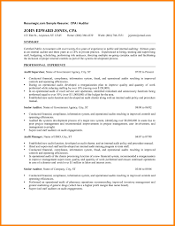 auditor resume exles ideas of 7 audit resume exles with additional information systems