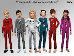 artgeekaj s child nightmare before pajama sets
