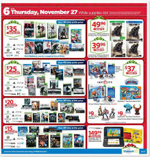 black friday gaming pc deals walmart u0027s black friday 2014 gaming deals nintendo everything