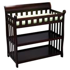 Delta Bennington Changing Table Delta Children S Products Eclipse 2 Shelf Baby Changing Table