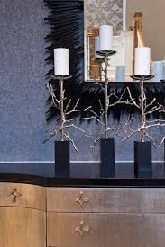 how to decorate with candlesticks for christmas modern decorating