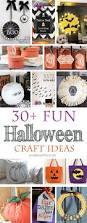 Halloween Craft Idea by 30 Fun Halloween Craft Ideas Kleinworth U0026 Co