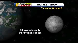 why this year u0027s harvest moon will be unique abc7chicago com