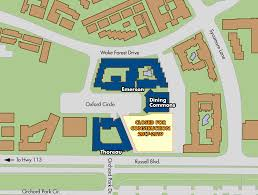 Scsu Map Emerson Hall