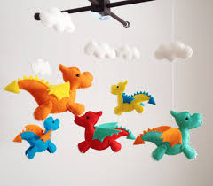 adorable baby crib mobiles from cinderella to ninjas