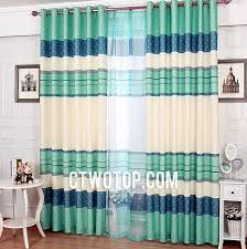 Blue Green Curtains Stylish Beautiful Bedroom Beige Green And Blue Curtains