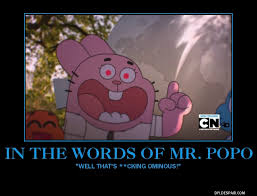 Gumball Memes - the amazing world of gumball demotivational by lightyearpig on