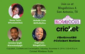 Wireless Meme - i m headed to blogalicious 6 in san antonio with cricket wireless
