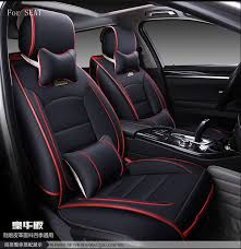 siege seat ibiza for seat ibiza coffee black waterproof pu leather car