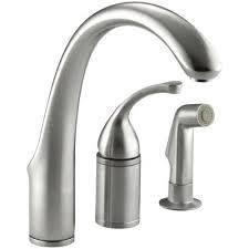 kohler fairfax kitchen faucet kohler fairfax kitchen faucet leaking at base kohler fairfax