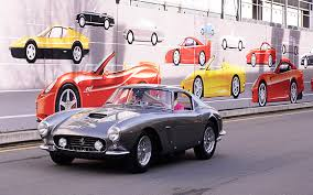 250 gt swb lease on for a 250 gt swb