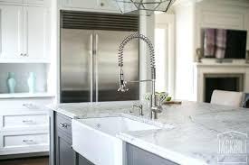 farmhouse kitchen faucet best kitchen faucets for farmhouse sinks clickcierge me