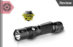 Brightest Flash Light Atomic Beam Usa Review The Best U0026 Brightest Tactical Flashlight