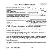 Business Letter Format Sent Via Email How To Cancel A Wedding