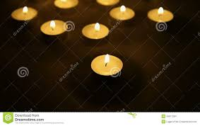 how long do tea lights burn candles lights background burning candle decoration stock video