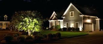 Led Vs Low Voltage Landscape Lighting Landscape Lighting Led Landscape Design Construction Maintenance