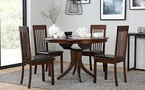 Round Table  Chairs Round Dining Sets Furniture Choice - Round wood dining room tables