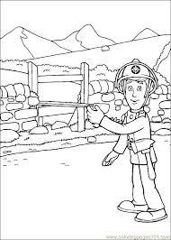 fireman sam 21 coloring free fireman sam coloring pages
