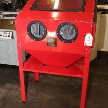 Used Blast Cabinet Used Sand Blaster Blasting Machine U0026 Systems For Sale