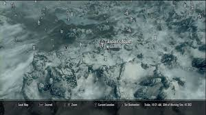 Map Of Skyrim Skyrim Guide All Dragon Shrines Locations Usgamer