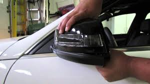 mercedes c class wing mirror mercedes mirror cover removal