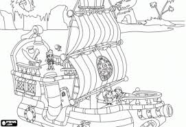 santa hat coloring pages pirate ship coloring pages u2013 kids