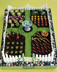 spring garden cake martha stewart living this extraordinary
