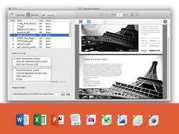 Pdf Converter Lighten Pdf Converter Master Pdf Conversion Software For Mac
