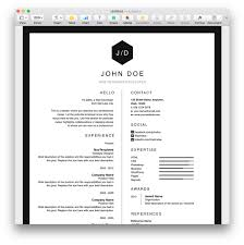 web developer resume example clean black and white resume template for pages mactemplates com clean bw resume template