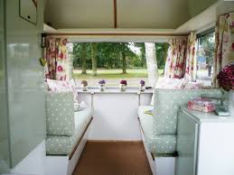 Camper Interior Decorating Ideas by 112 Best Caravan Images On Pinterest Vintage Caravans Vintage