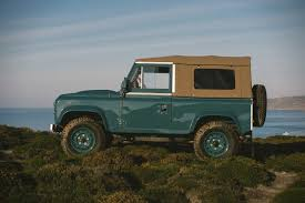 land rover 110 truck land rover d90 heritage surf truck hiconsumption