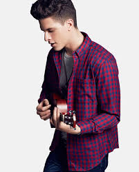 Boys Casual Dress Clothes Plaid Shirts For Men Page 18 Clothing