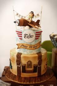 vintage travel baby shower sam u0027s 2nd birthday time flies when