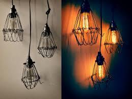 true blue me you diys for creatives diy vintage cage lights