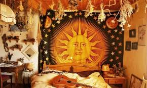 Wall Tapestry Hippie Bedroom Bohemian Hippie Bedroom Tapestries Wall Hangings Are Good