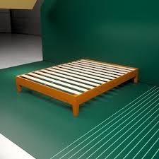 Platform Bed Vs Regular Bed Dimensions Wooden Deluxe Platform Bed Frame Zinus